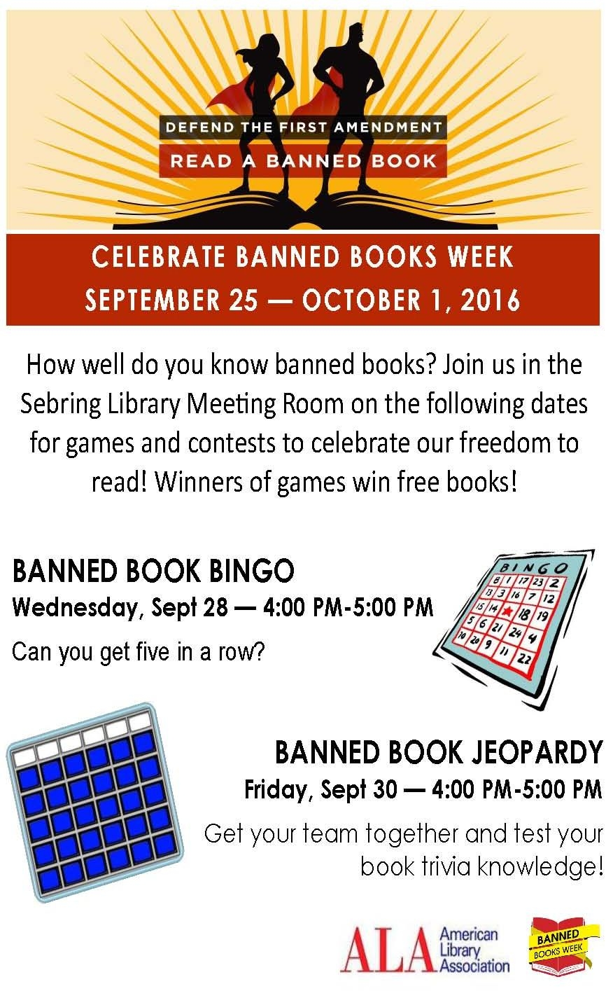 Banned & Challenged Books