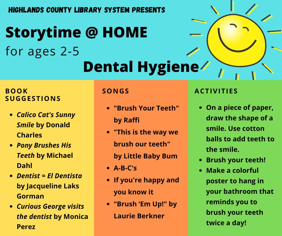 Dental-Hygiene image of downloadable PDF