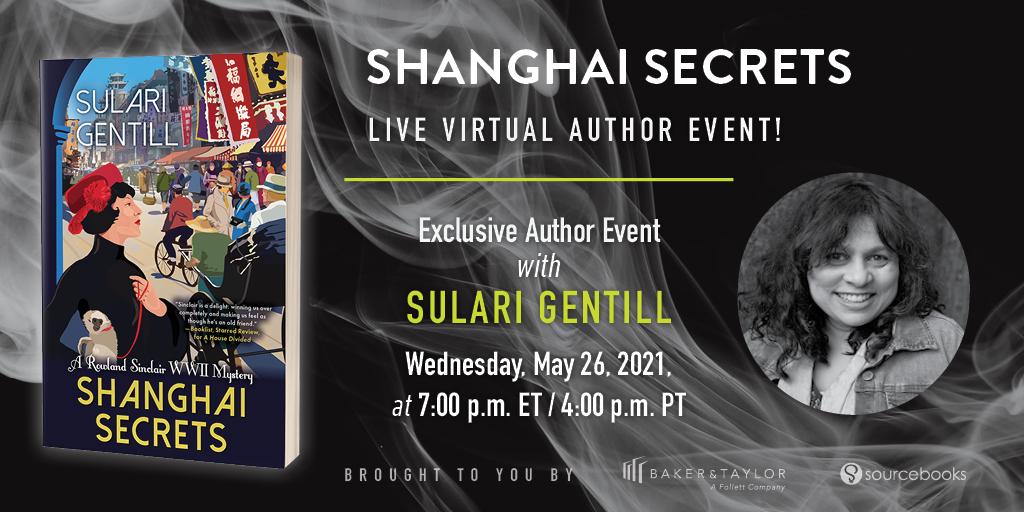 Shanghai Secrets Book Club image