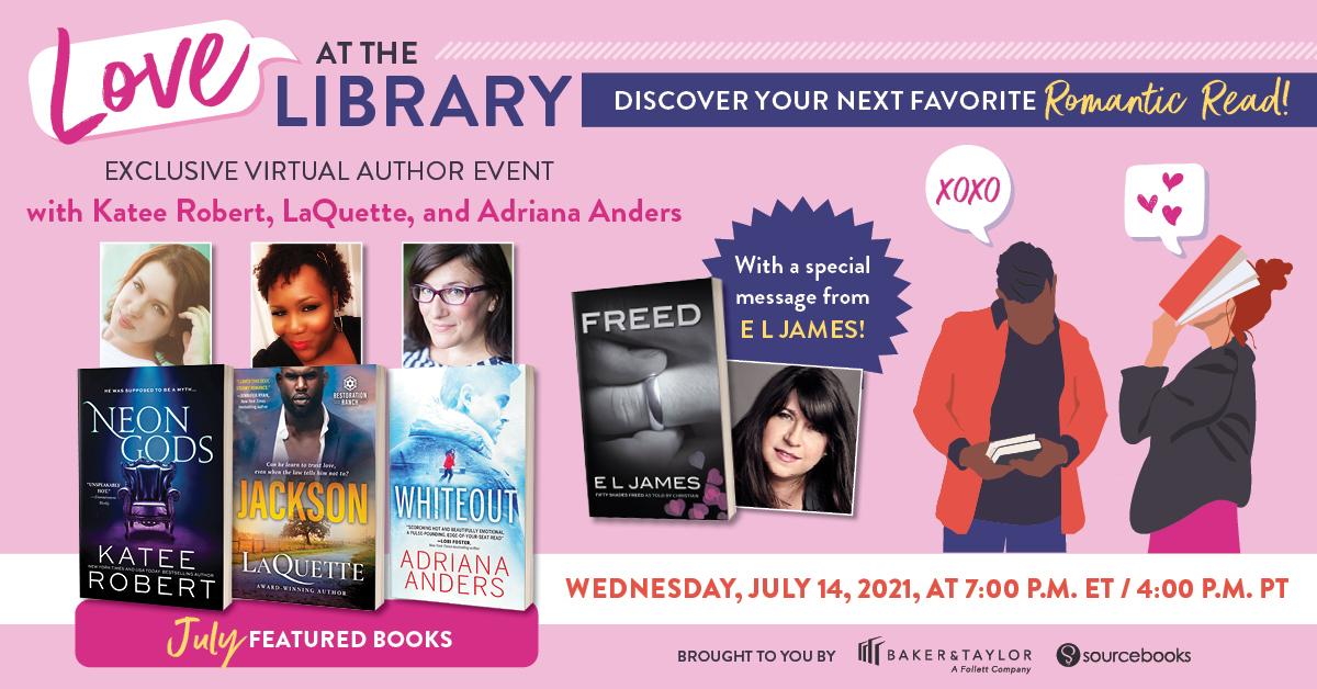 Romance July Book Club