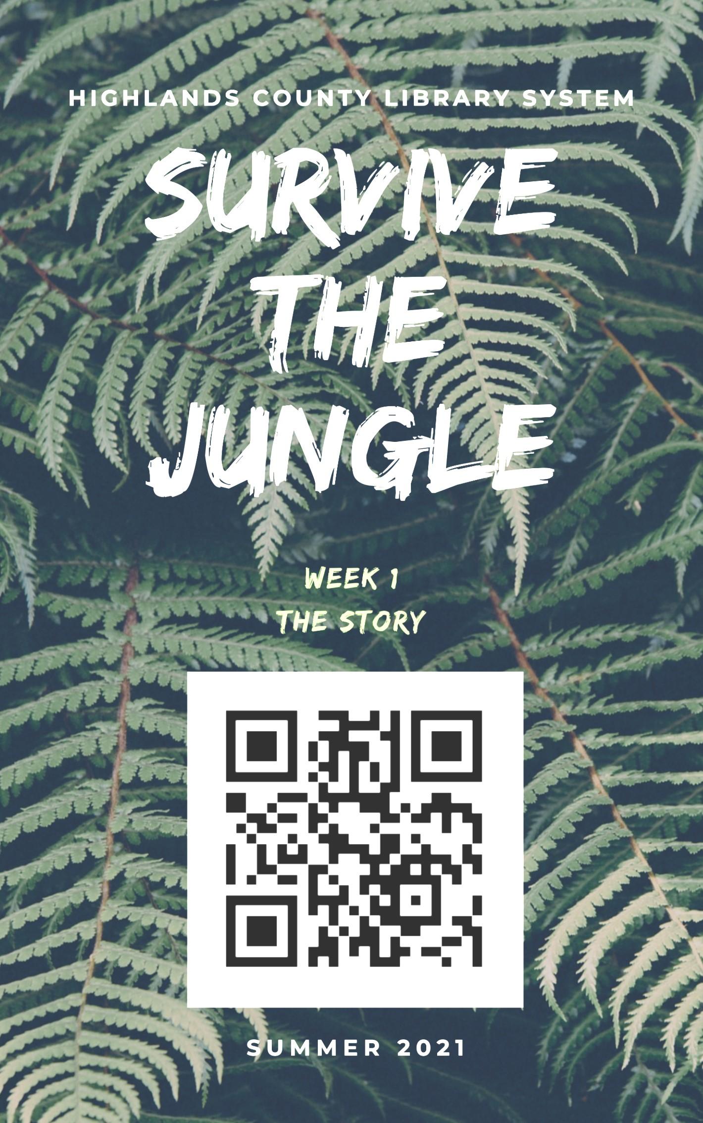 survive the jungle
