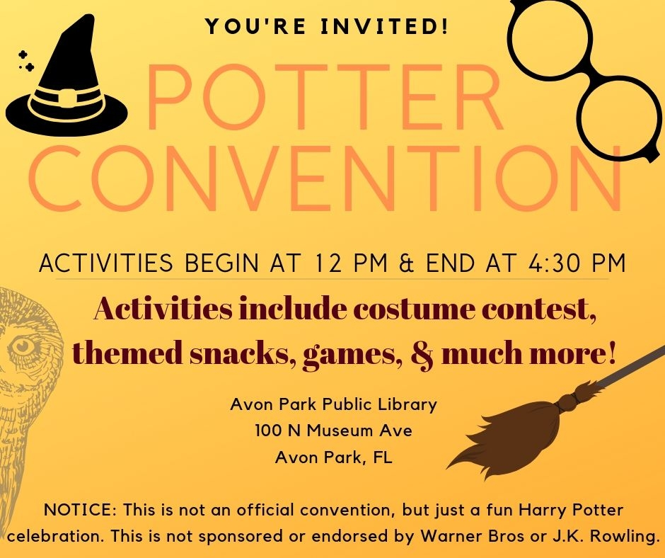Harry Potter Event
