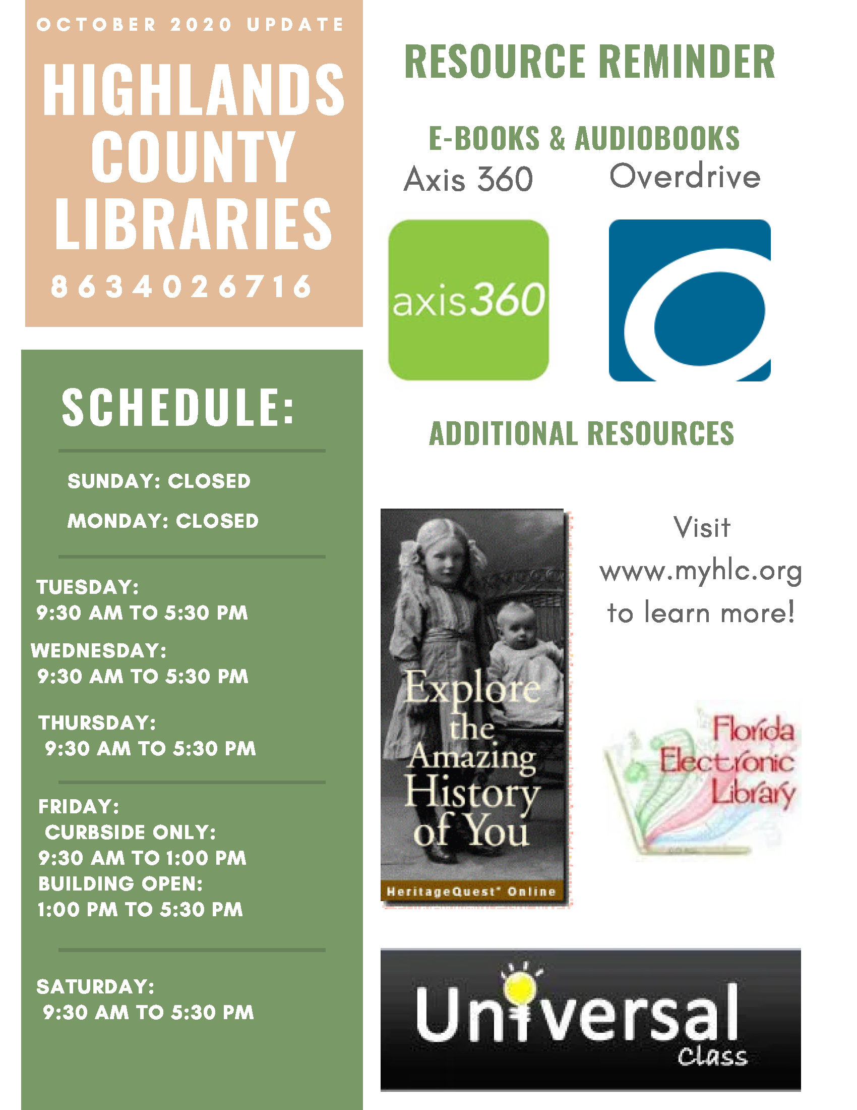 Highlands-County-Library-Happenings-Share-Oct.-19-2_Page_2 (Image of PDF)