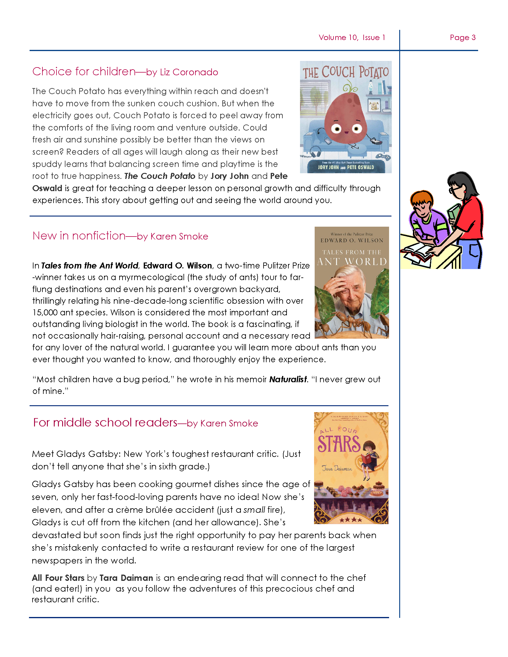 Image Page three of the DeSoto January Newsletter