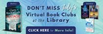 Image of ad for July book Clubs